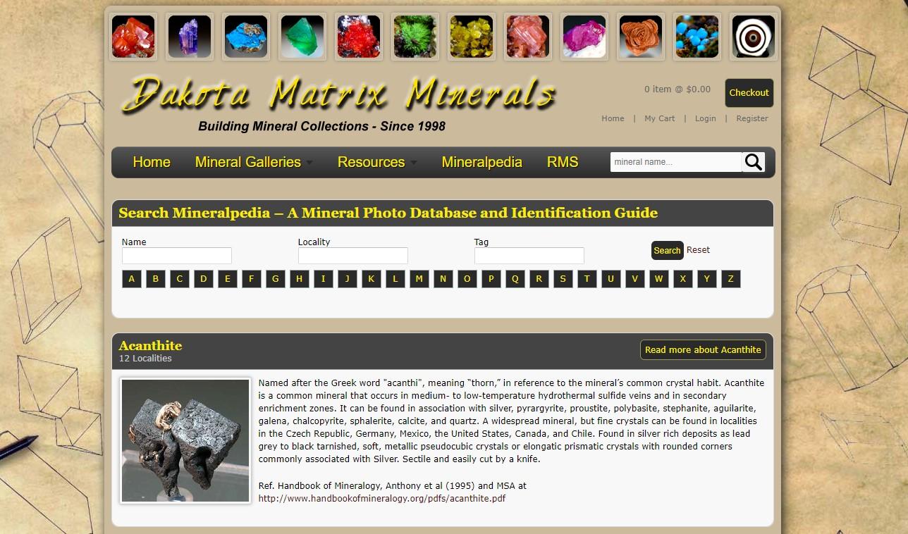 mineralpedia
