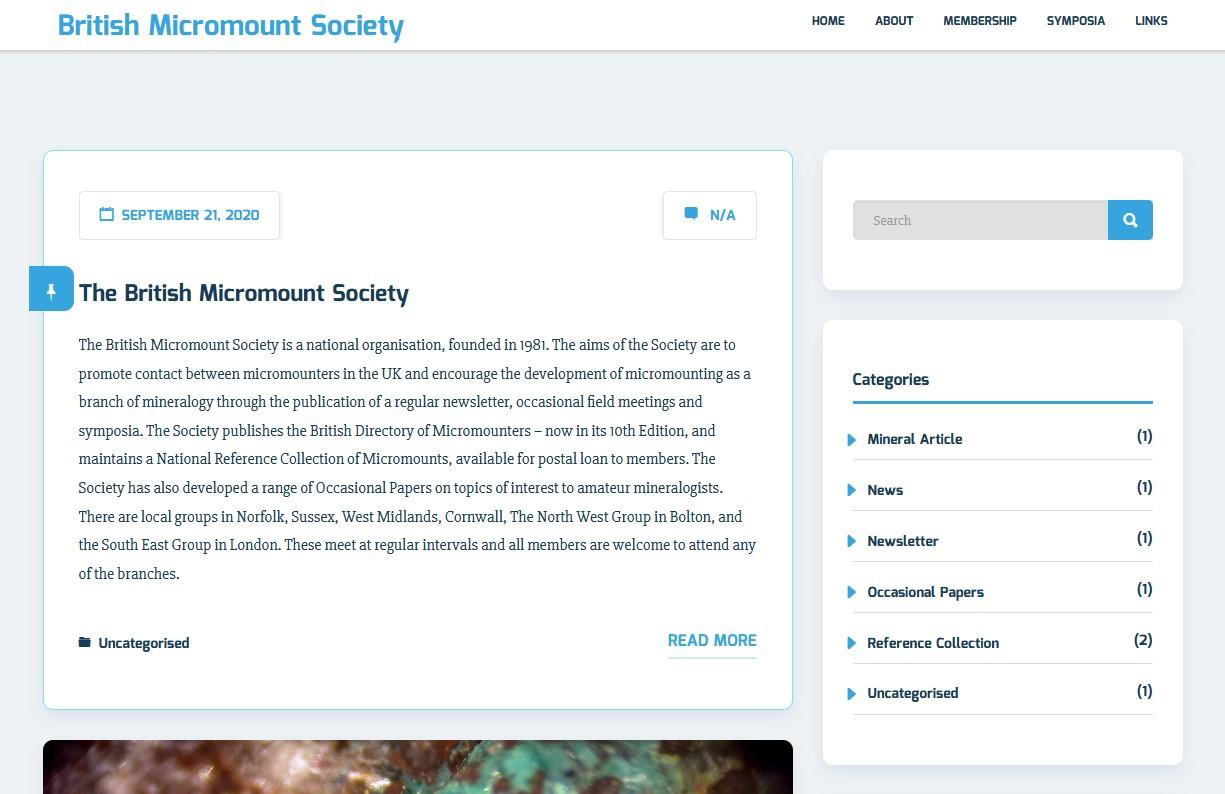 BMS Website