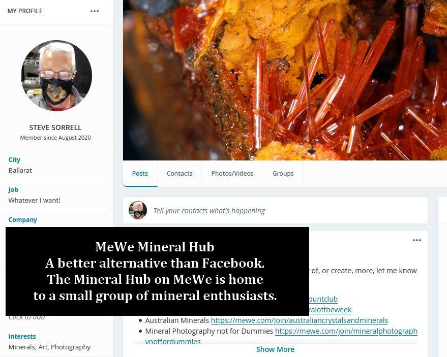 mewe mineral hub txt